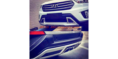 MXS2488 Front and Rear Diffuser Hyundai Creta