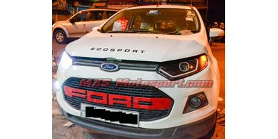 MXS2504 Raptor Style Front Grill Ford EcoSport