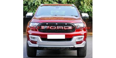 MXS2515 Front and Rear Diffuser Ford Endeavour Everest
