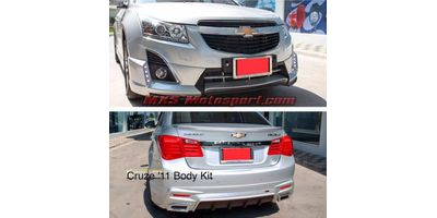 MXS2524 Sports Body Kit Chevrolet Cruze 2011+
