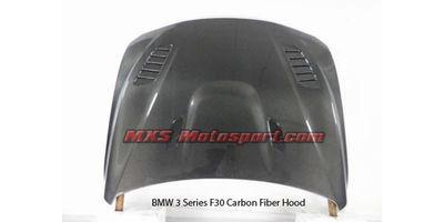 MXS2540 BMW 3 Series F30 Carbon Fiber Bonnet Hood