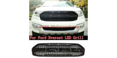 MXS2548 Raptor Style Front Led Grill Ford Endeavour Everest 2016-2017