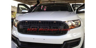 MXS2549 Raptor Style Front Led  Grill Ford Endeavour Everest 2016-2017