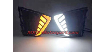 MXS2583 Hundai Creta LED Fog Lamps Daytime Running Light