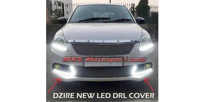 MXS2584 Maruti Swift Dzire LED Fog Lamps Daytime Running Lights