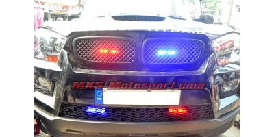 MXS2586 Remote Operated Grille led Strobe Lights
