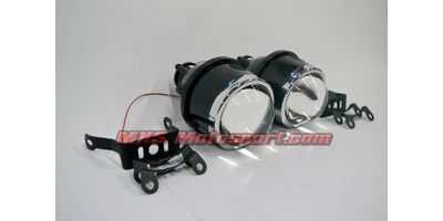 MXS2590 Tech Hardy High Performance Hi Low Beam Bi-xenon Fog Lights