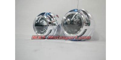 MXS2592 Tech Hardy High Performance Stage 2 Bi-Xenon Projector Headlamps 5000K 55W