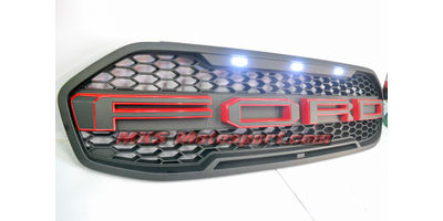 MXS2600 Ford Endeavour Everest 3D Led Raptor Grill  2015 +