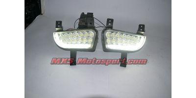 MXS2602 LED Fog Lamps Daytime Running Light Mahindra Scorpio