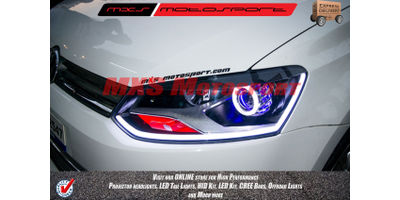 MXSHL19 Projector Headlights Volkswagen Polo Highline