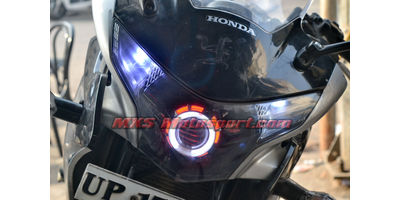 MXSHL255 Projector Headlight Honda CBR250r