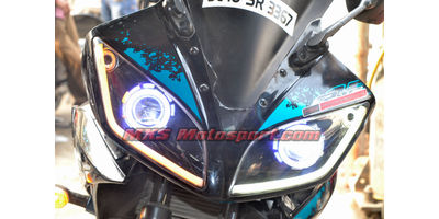 MXSHL427 Projector Headlight Yamaha R15
