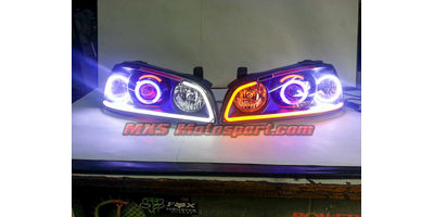 MXSHL429 Projector Headlights Fiat Palio