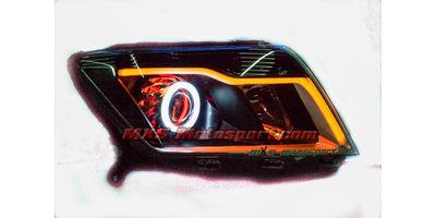 MXSHL43 Motosport Projector Headlight Nissan Terrano