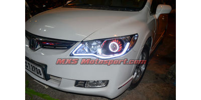 MXSHL431 Projector Headlights Honda Civic