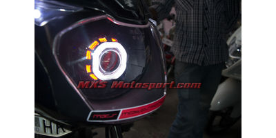 MXSHL433 Projector Headlight Bajaj Pulsar 150