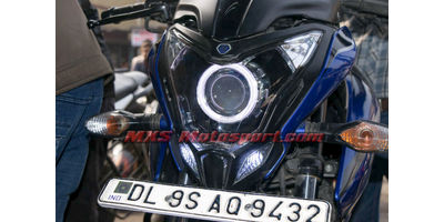 MXSHL441 Bajaj Pulsar 200 NS Headlights Bi Xenon projector, HID & Day running light