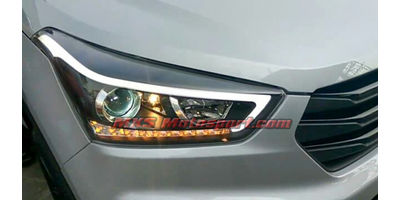 MXSHL448 Projector Headlights with DRL's Hyundai Creta