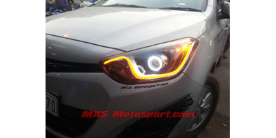 MXSHL458 Projector Headlights Hyundai i20