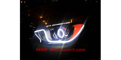 MXSHL464 Shark Eye Projector Headlights Hyundai i20