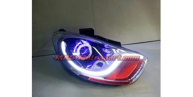 MXSHL465 Projector Headlights Hyundai i10