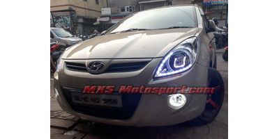 MXSHL485 Daymaker Projector Headlights Hyundai i20 with Matrix Style