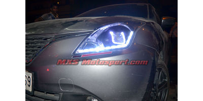 MXSHL488 Daymaker Projector Headlights Maruti Suzuki Baleno with Matrix Style