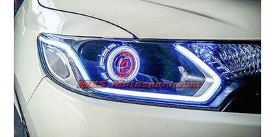 MXSHL498 Projector Headlights Honda Jazz