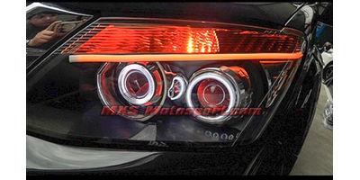 MXSHL501 Dual Projector Headlights ISUZU D-Max