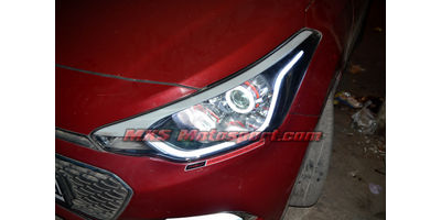 MXSHL504 Projector Headlights Hyundai i20 Elite