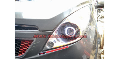 MXSHL506 Square Projector Headlights Chevrolet Beat