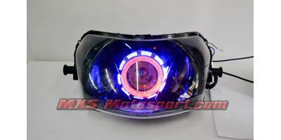 MXSHL511 Led Robotic Eye Projector Headlight Suzuki Access 125