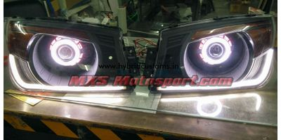MXSHL513 Robitic Eye Projector Headlights Mahindra Bolero
