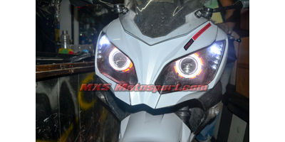 MXSHL519 Kawasaki Ninja 300 Projector Headlight