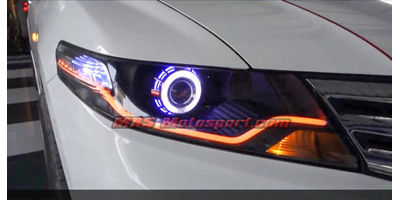 MXSHL525 Honda City Projector Headlights