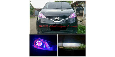 MXSHL528 Nissan Evalia Projector Headlights