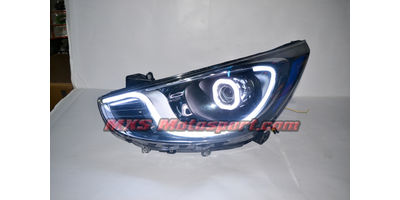 MXSHL538 Projector Headlights Hyundai Verna Fluidic