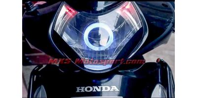 MXSHL542 Honda Aviator Projector Headlight