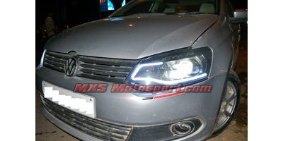 MXSHL551 Projector Headlights Volkswagen Polo