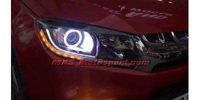 MXSHL569 Maruti Suzuki Vitara Brezza Projector Headlights Matrix Mode