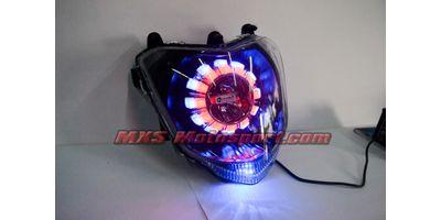 MXSHL572 Yamaha Fz & Fzs Projector Headlight