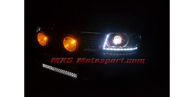 MXSHL576  Tata Safari Dicor Projector Headlights with Matrix Mode