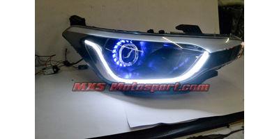 MXSHL591 Hyundai i20 Elite Projector Headlights