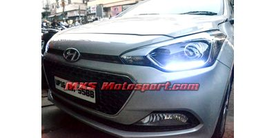 MXSHL599 Hyundai i20 Elite Projector Headlights With Matrix Mode