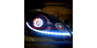 MXSHL604 Honda Brio Projector Headlights with Matrix Mode