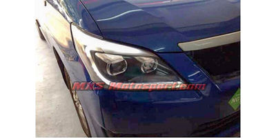 MXSHL63 Toyota Innova Projector Headlights Audi style Day running light