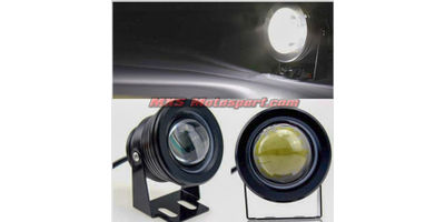 MXSORL132 Round  LED Fog Light  Spotlight For Car and Motorcycle