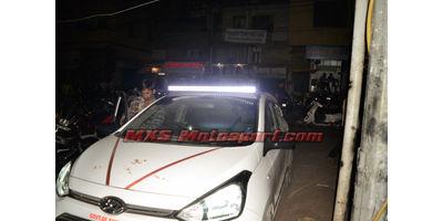 "MXSORL152 High Performance Cree LED Flood Lamp 42"" Bar for Hyundai Xcent"