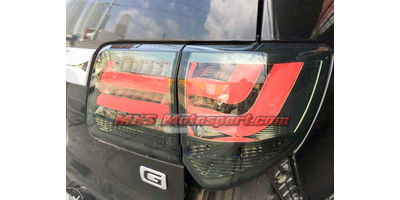 MXSTL01 LED Tail Lights Toyota Fortuner